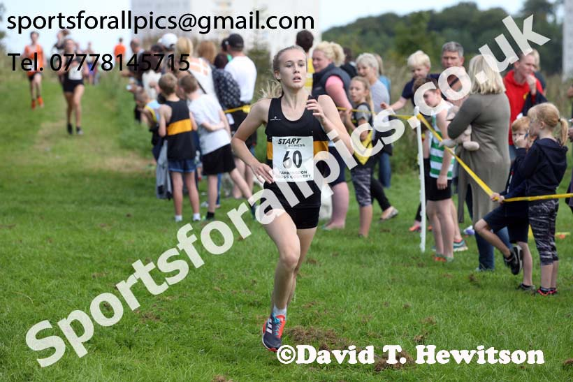 Boys and girls under-15s, Sunderland Harriers Cross Country, Farrington, Sunderland. Photo: David T. Hewitson/Sports for All Pics